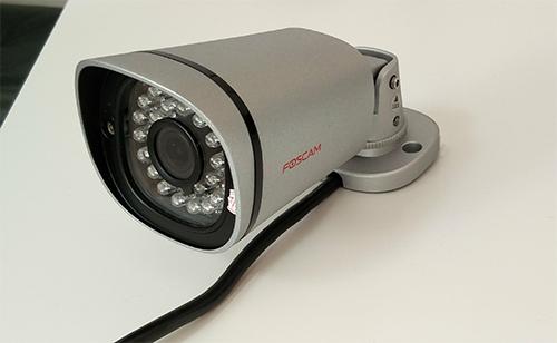 Foscam FI9900P von vorne