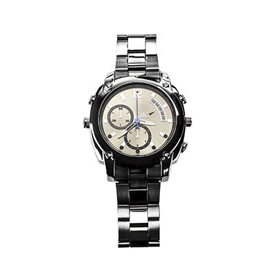 Armbanduhr mit Spionage Cam