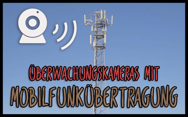 GSM Überwachungskamera