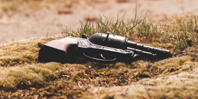 Legale Waffen zur Selbstverteidigung: Schreckschusspistole