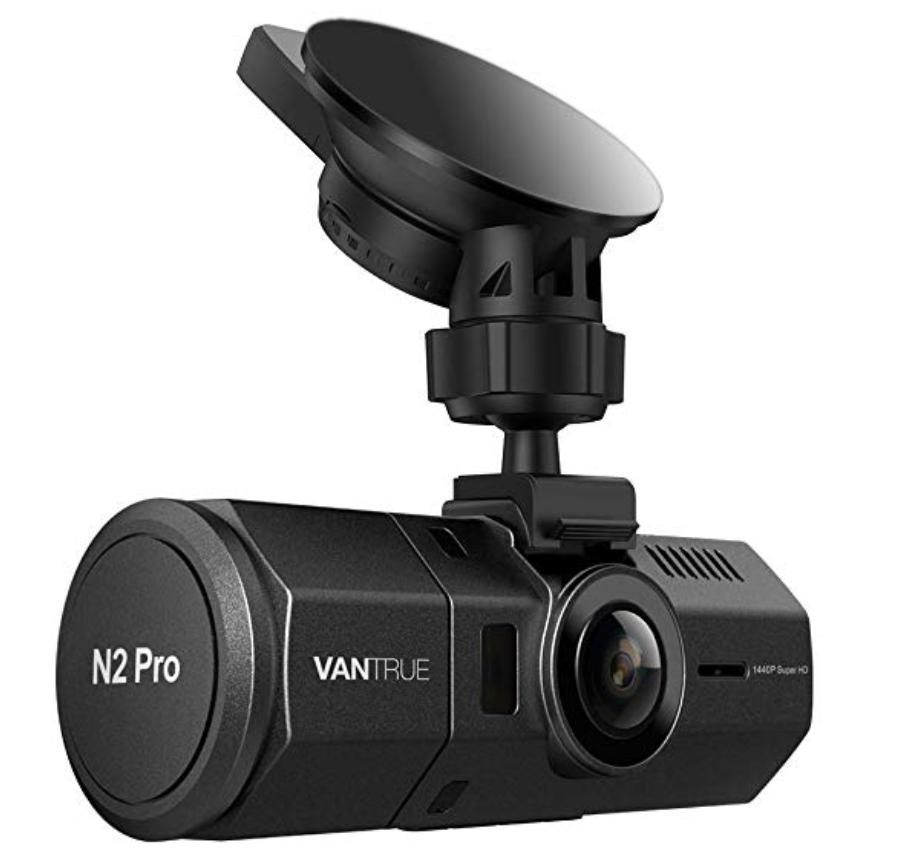 Vantrue PRO Dual Dashcam
