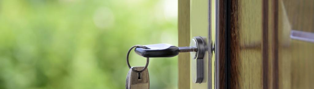 Mit Nachbarn reden: Wohnung