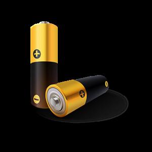 Überwachungskamera mit Batterie