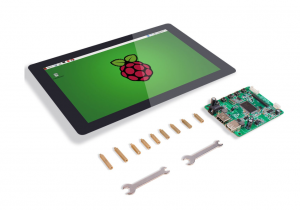 Raspberry Pi Touch Bildschirm
