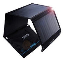 USB Solarpanel