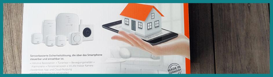 Alarmanlage nachrüsten mit Smart Home