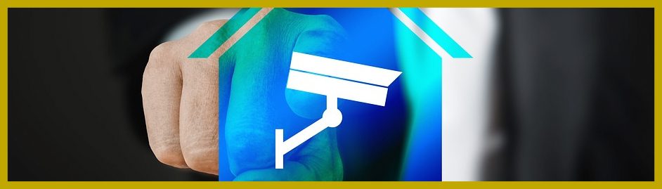 Einbruchschutz mit Überwachungskamera
