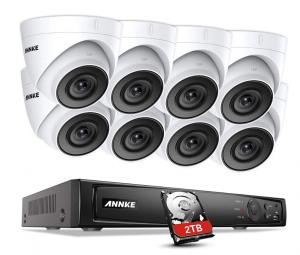 Annke Überwachungskamera mit Aufzeichnung auf Festplatte