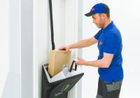 Paketbox für Zuhause: Beispiel Paksafe