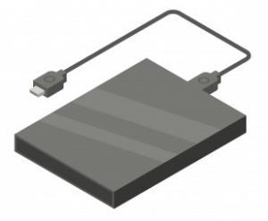 Überwachungskamera mit Aufzeichnung: Terabyte