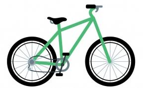 Fahrrad Haus absichern