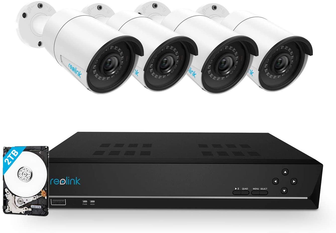 Reolink Überwachunskamera Set